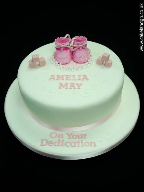 New Baby Cake Images : Cakeland Christening Cakes